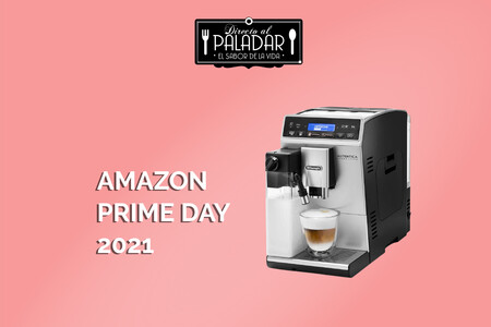 Amazon Prime Day 2021: seis cafeteras superautomáticas muy rebajadas que puedes comprar hoy