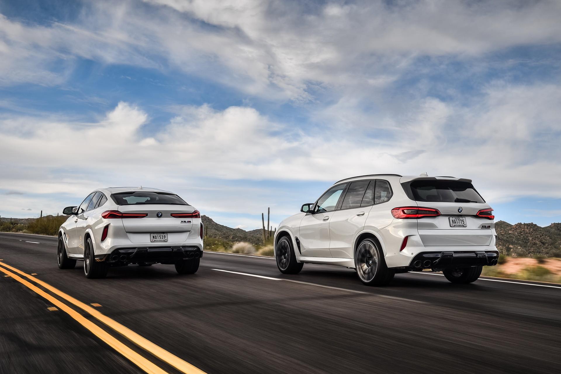 Foto de BMW X5 y X6 M Competition (2/31)