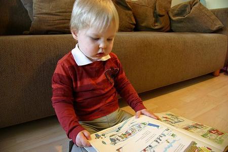 Signos de dislexia en los bebés y niños preescolares
