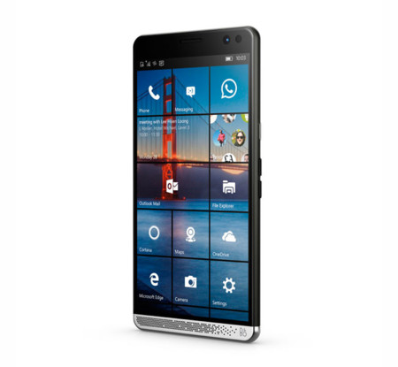 Así es el HP Elite X3, un smartphone con Windows 10 Mobile ideal para profesionales