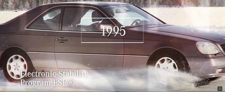 Mercedes ESC