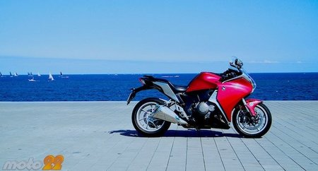 Honda VFR 1200F