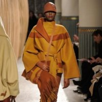 Hermès Otoño-Invierno 2011/2012 en la Semana de la Moda de París: entre África y el minimalismo de Lemaire