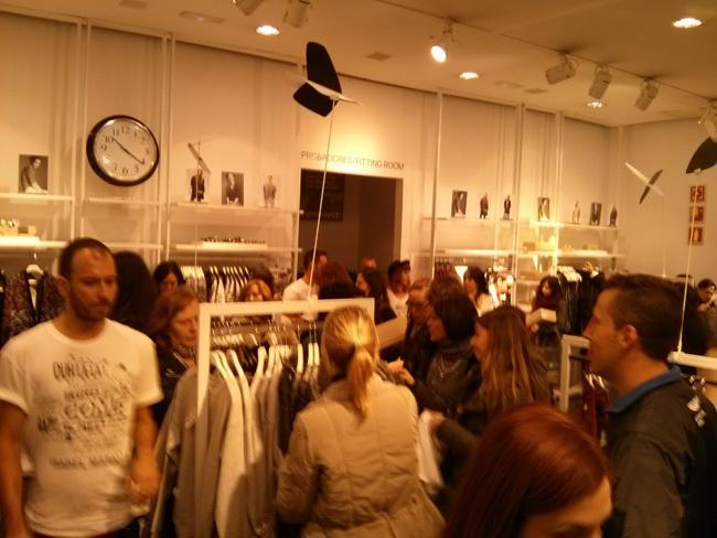 Foto de Isabel Marant para H&M: el día de la venta (11/13)