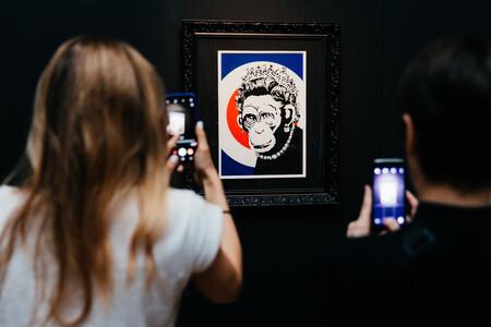 El arte callejero de Banksy en Madrid, Photokina suspendida sine díe, Black Friday para aburrir y más: Galaxia Xataka Foto