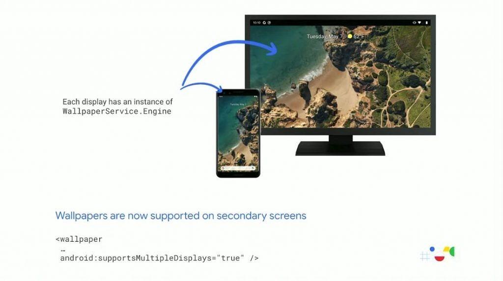 Modo escritorio de Android™ diez Q: Google™ da mas detalles sobre su funcionamiento en pantallas externas y celulares plegables