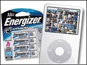 Energi To Go para iPod