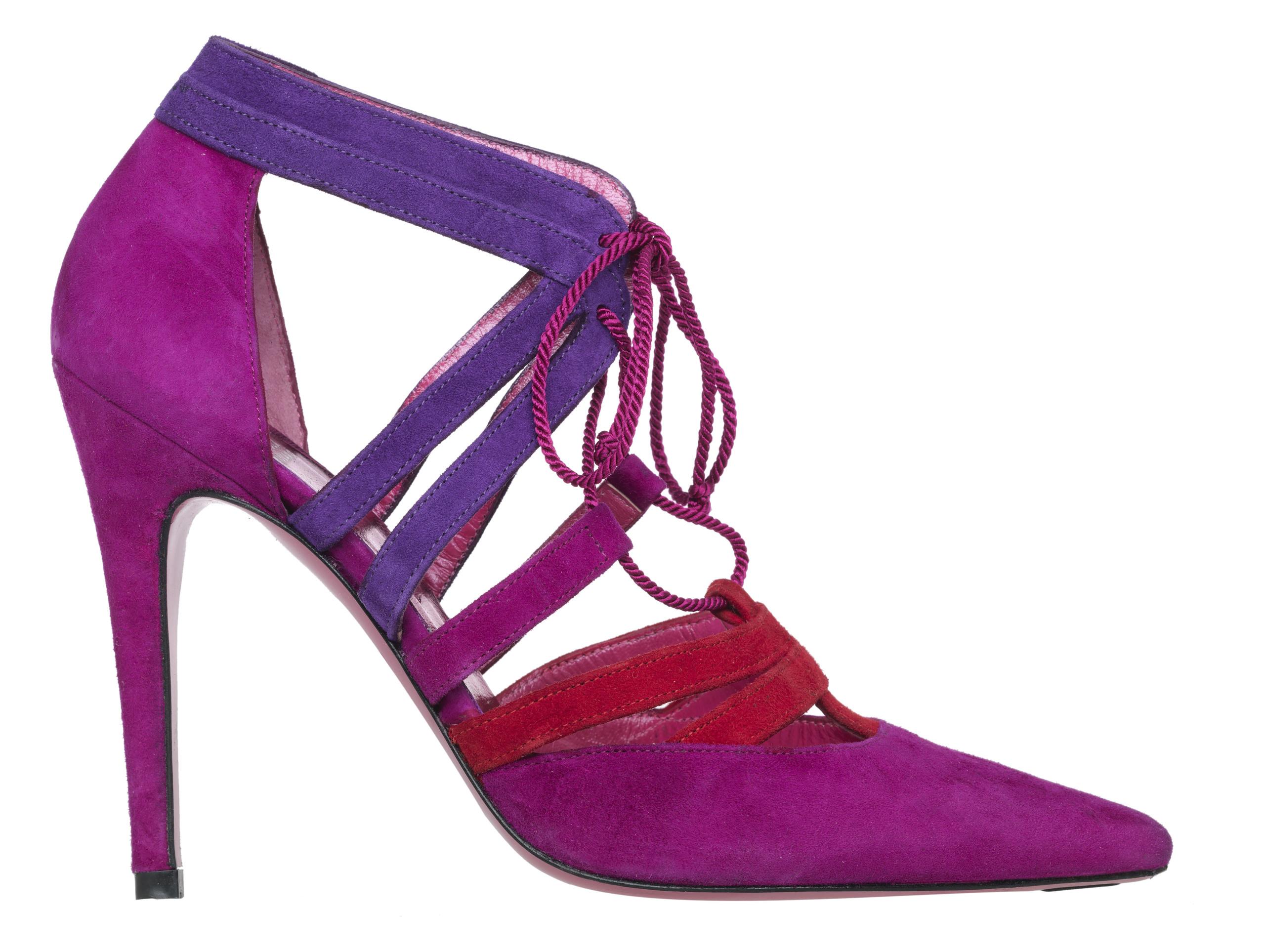 Foto de Los zapatos de Úrsula Mascaró nos auguran un invierno lleno de color (40/68)