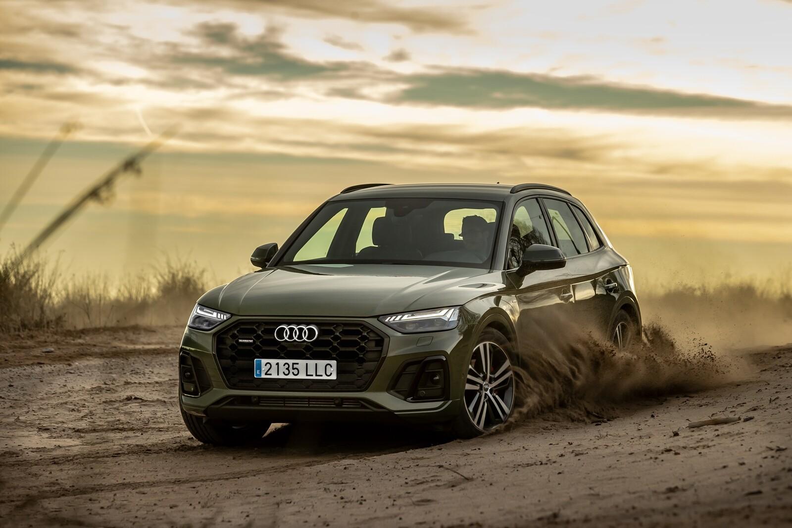 Foto de Audi Q5 2020, prueba (14/52)