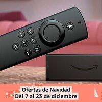 Ideal para regalar en Navidad por poco dinero: Amazon tiene el Fire TV Stick Lite de nuevo a precio Black Friday por sólo 19,99 euros