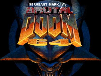Brutal Doom 64 estará terminado justo a tiempo para Halloween