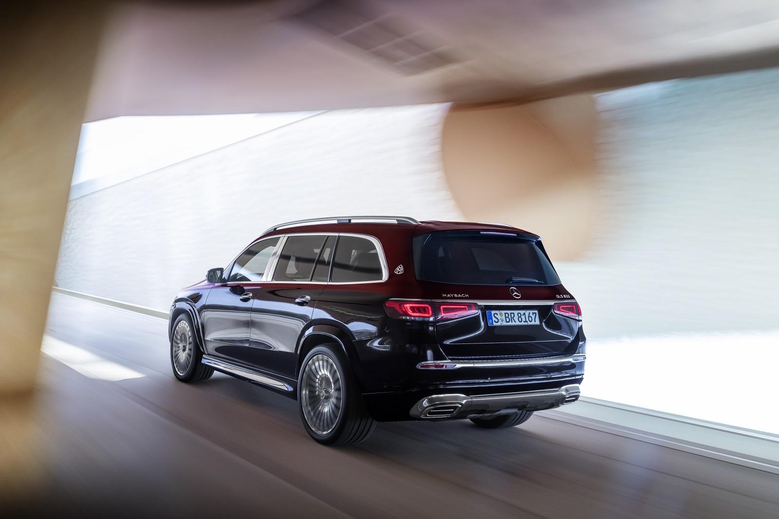 Foto de Mercedes-Maybach GLS 600 2020 (11/17)