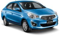 Mitsubishi Attrage, un sedán para economías emergentes
