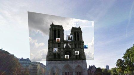 Google Street View se fusiona con las imágenes de sus usuarios