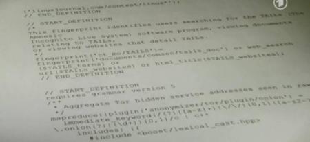 La NSA estuvo espiando un nodo principal de Tor