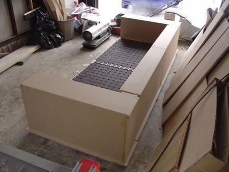 Hazlo t mismo un sof hecho en casa - Materiales para tapizar ...