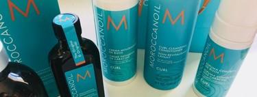 Mujeres con pelo rizado: hemos probado la línea Curl de Moroccanoil y tenemos noticias que daros