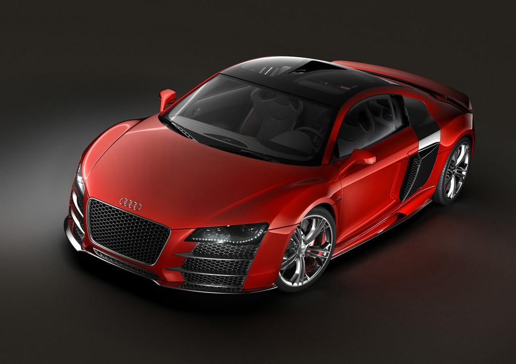 Foto de Audi R8 TDI Le Mans (5/12)
