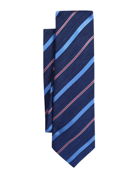 Corbata rayas verticales
