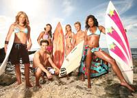 Surf girls también es ficción americana