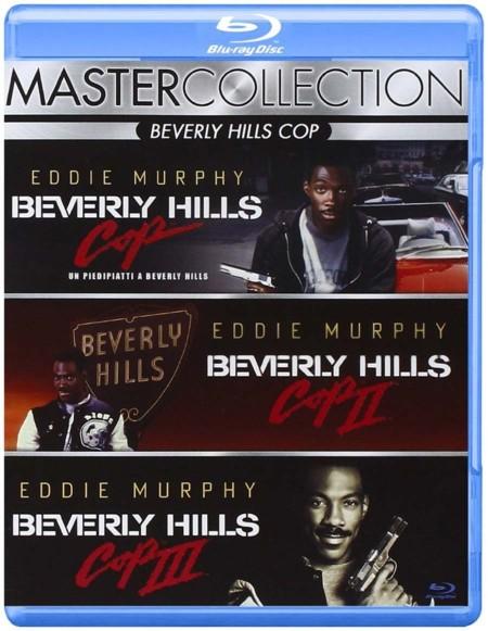 Trilogía Superdetective en Hollywood en Blu-ray por 11,52 euros