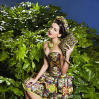 Maya Hansen para Fosco: colorido máximo para las más atrevidas
