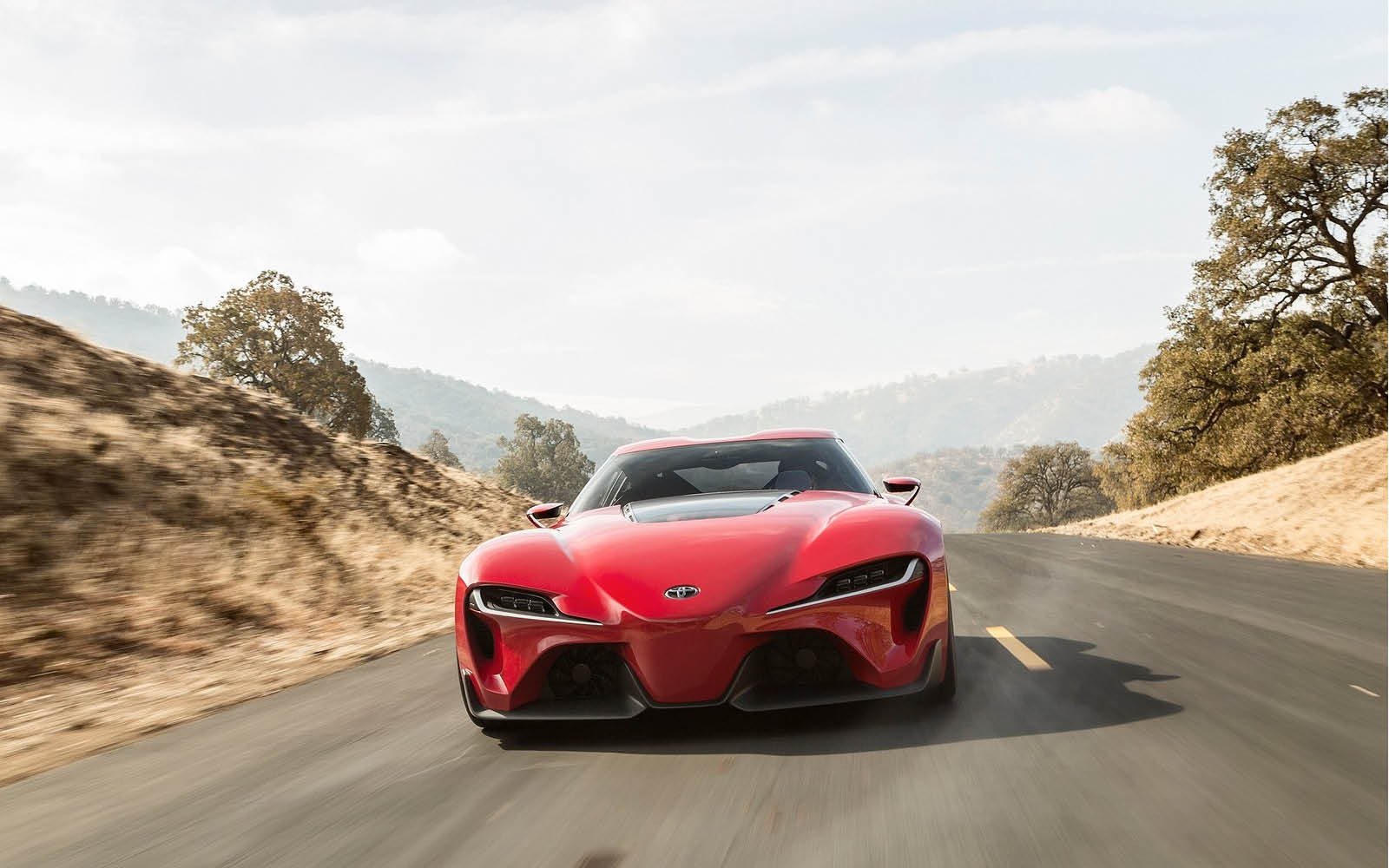 Toyota Ft 1 Concept 7 31