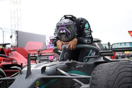 Hamilton Turquia F1 2020 3