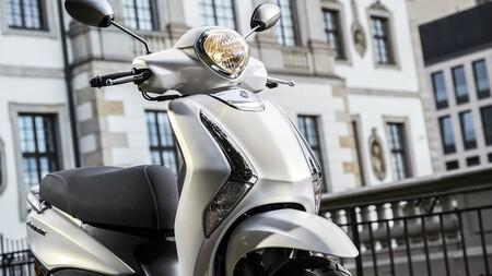 Yamaha Delight 125 2021 12