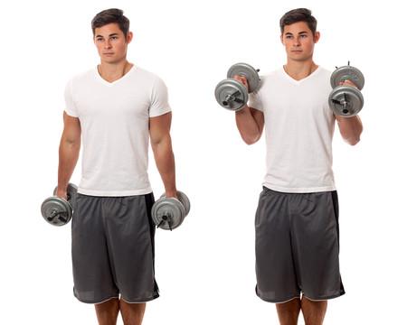 Curl Biceps Martillo