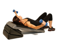 Mujeres: fuera el miedo a hacer ejercicios de musculación