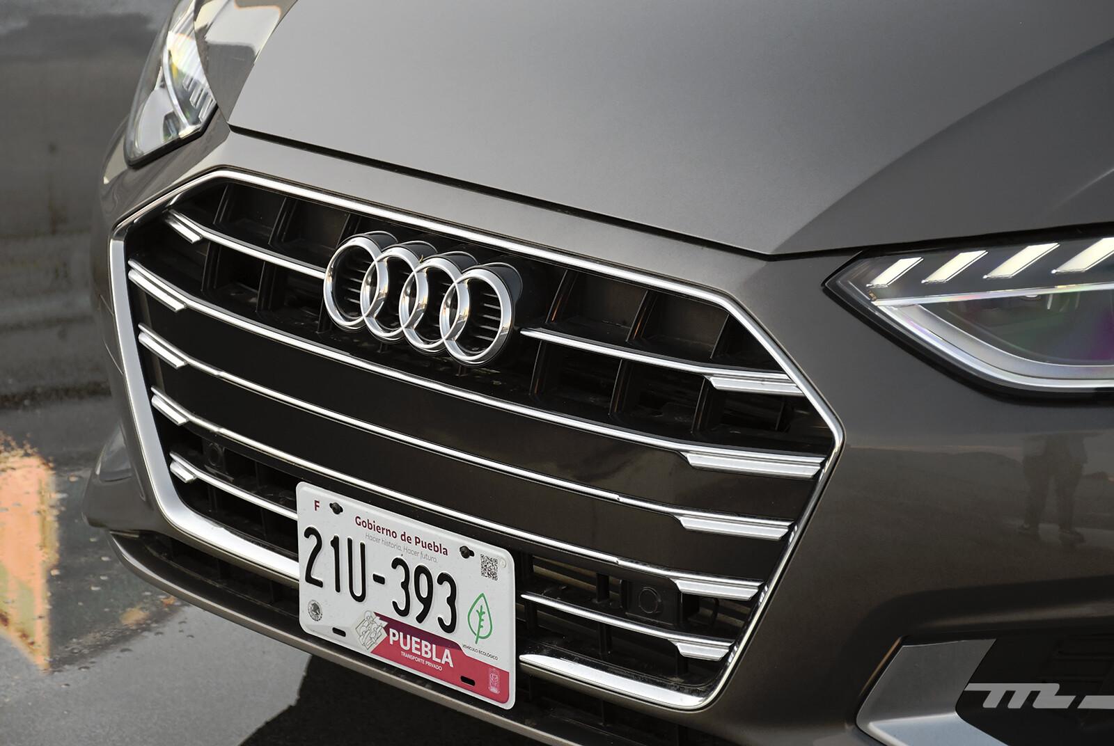Foto de Audi A4 2021 (prueba) (13/25)
