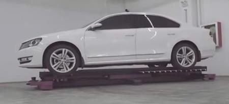 Los chinos pretenden aparcar sus coches con este robot