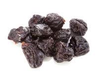 Frutas desecadas, alimentos poderosos contra el estreñimiento