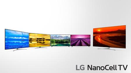 No todo es OLED para LG, estos son sus nuevos modelos LCD con tecnología NanoCell para 2019