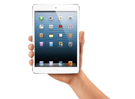 iPad Mini, ya está aquí