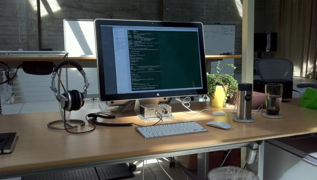 Mesa Programador