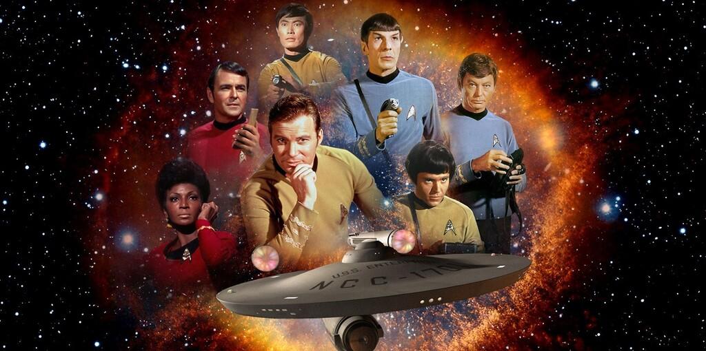 'Star Trek': en qué orden ver todas las series y películas de la saga de ciencia ficción