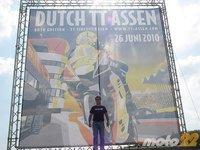 De viaje al GP de Holanda Dutch TT Assen 2010