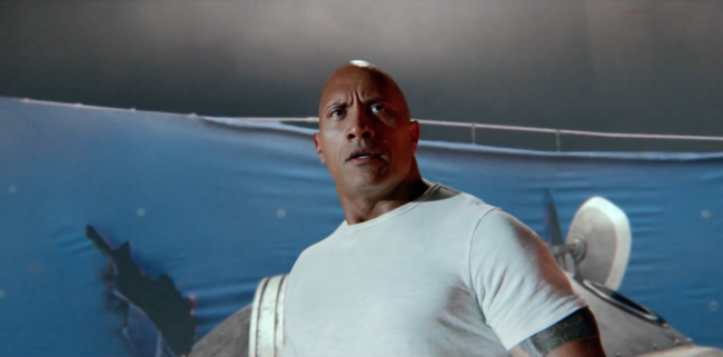 The Rock o el incómodo camino hacia el servicio de video en streaming de Apple