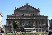 El Teatro Colón en peligro