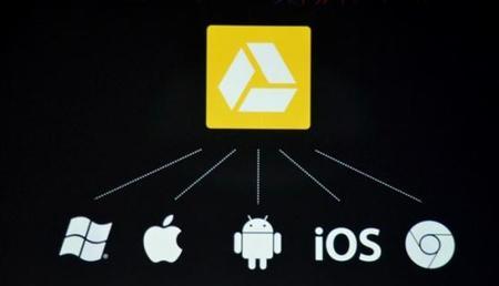 Google Drive se actualiza para iOS y Android