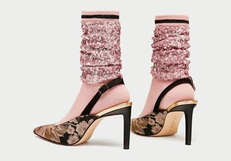 O los amas o los odias: los zapatos de Zara que han dividido al equipo de Trendencias