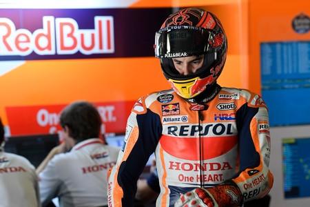 Marc Marquez Test Catalunya 2018