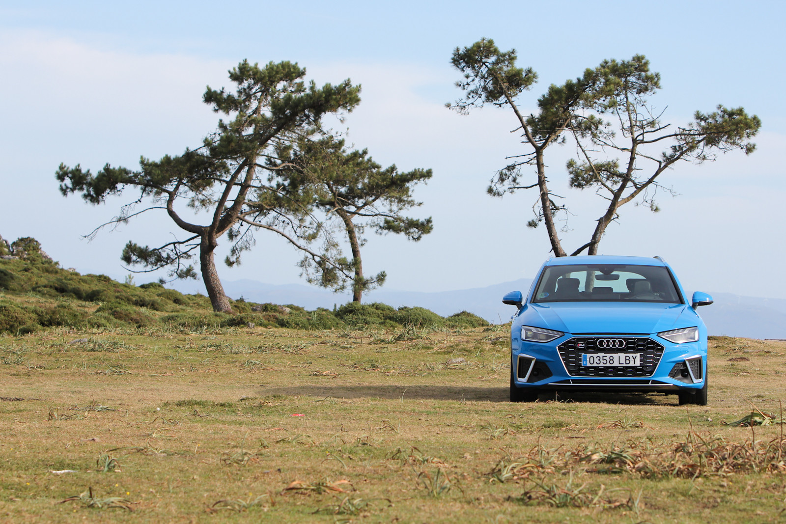 Foto de Audi S4 Avant 2020 (prueba) (11/26)