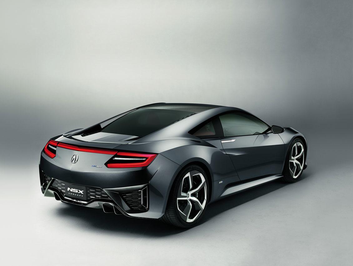 Foto de Honda NSX Concept (2/11)
