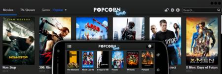 PopCorn Time se actualiza para dar compatibilidad a Android 4.0+