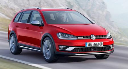 El Volkswagen Golf SUV podría llegar en 2018