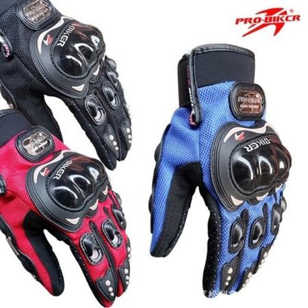 Guantes para Moto con Protección, rebajados hoy en eBay por sólo 6,45 euros y envío gratuito