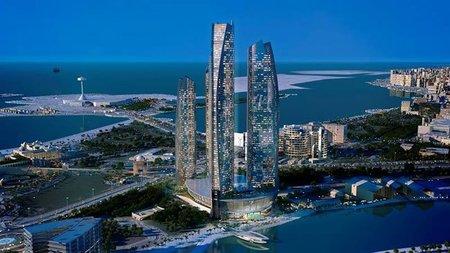 Jumeirah at Etihad Towers, el primer hotel de lujo de la cadena en Abu Dhabi